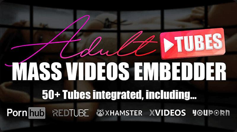 Adult Tubes Mass Videos Embedder