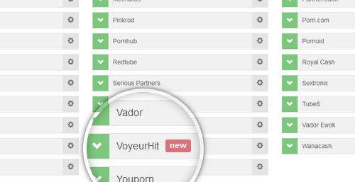 Import VoyeurHit videos