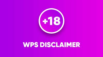 WPS Disclaimer