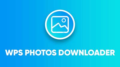 WPS Photos Downloader